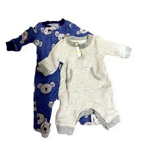 [3 for $15] Two Baby Sleepers 3 month